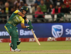 Duminy Batting